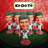 KODOTO 13# MULLER (DEU) 2014 World Cup Soccer Doll (Global Free shipping)