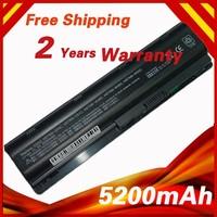 5200mAh  Laptop Battery for HP/Compaq Presario  CQ32 CQ42 CQ43 CQ56 CQ62 CQ630 CQ72 Pavilion dm4   dv3 dv5 dv6  dv7  g4 g6 g7