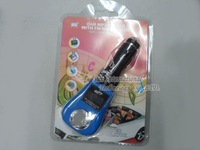 New Arrive Car MP3 Player DC 12V USB Port FM Transmitter 3 Colours Free Shipping Drop Shipping
