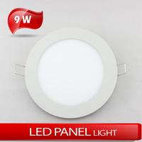 LED Circular panel light 9W high brightness 2835SMD cold white/warm white AC85~265V