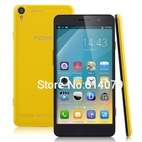 POMP C6 Smartphone 2GB 32GB 5.5 Inch FHD Screen MTK6589T Quad Core Android 4.2 3G GPS OTG NFC 13.0MP Yellow