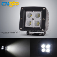 16W CREE LED Work Light 12V 24V IP67 Spot Flood Beam for 4x4 Off Road Jeep Boat Truck Lamp