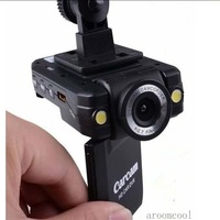 free shipping DHL+EMS supply 2014 New K2000 Car DVR Black Box with HD 1080P mini dv Car video camera video registrator