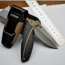 Bear Folding Knife Outdoor Survival Camping Hunting Knives Pocket Knife Free Shipping(China (Mainland))