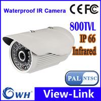 "1/4"" DIS Sensor,800TVL night light  CCTV camara outdoor"