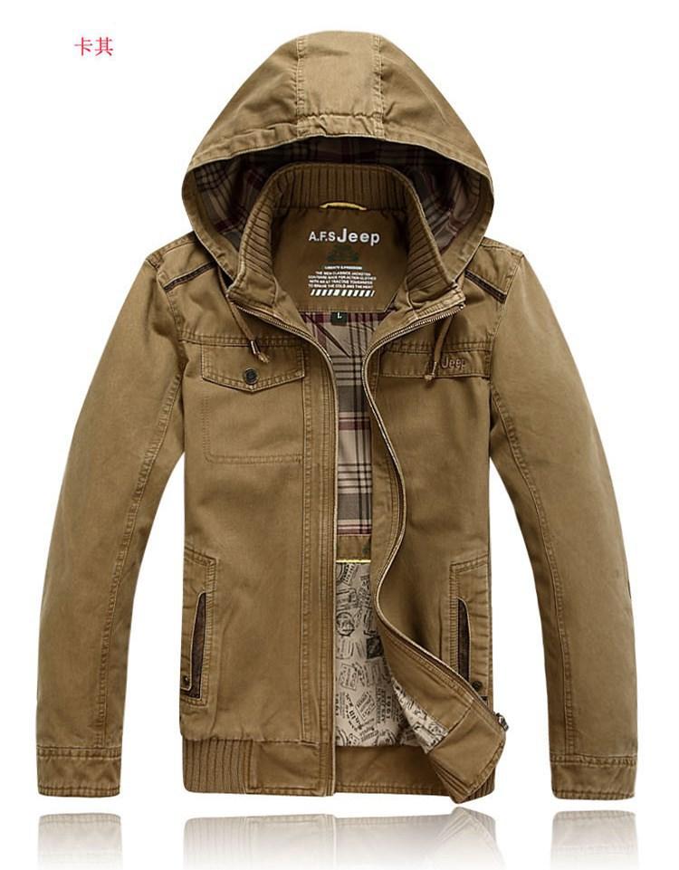 Купить Осеннюю Куртку Большого Размера Мужскую В