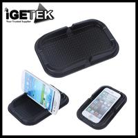 2013 New Silica Gel Anti-Slip Car Dashboard Non-slip Mat Magic Sticky Pad for Phone PDA MP3 MP4 Accessories Tool Black Free Ship