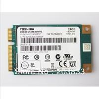 Internal 24GB mSATA SSD T O S H I B A  THNSNU024GMCP Drive