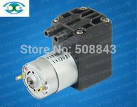 3l/min electric brush diaphragm dc 6V micro vacuum pump
