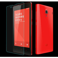 Explosing Proof Premium Tempered Glass Screen Protector for Xiaomi Redmi Hongmi Red Rice Screen Protector, Free Shipping