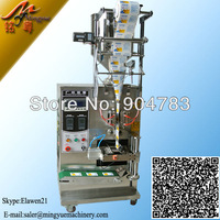 By DHL Free Shipping Hot Sale Full-automatic Sachet Liquid Packing Machine