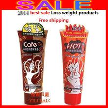 2014 YILI BOLO BODY CHILI+COFFEE(1+1=2pcs/set) SLIMMING GEL CREAM Fast Loss Weight Product ,weight loss creams Free shipping