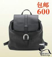 2014 fashion handsome casual man bag genuine leather travel bag backpack 295678