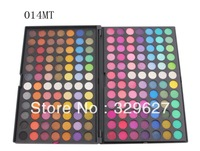 MISS ROSE 168colors 3D eyeshadow palette professional waterproof earth tone ultralight big makeup/cosmetic set/kit/case gift