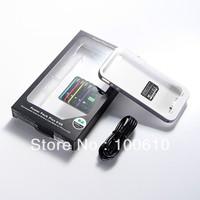Backup battery, 1900mAh external battery,Power bank  for 4/4s