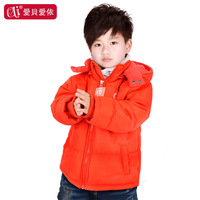 Children's Spring and Autumn  cotton-padded jacket  outerwear top