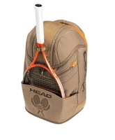 2013 Multi-functional retro version  backpack 100% Original breathable material tennis racket bag