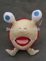 "Pikmin Games Bulborb Chappy Plush Toy Doll  10"" EMS 10PCS"