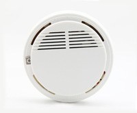 SS-168 Stable Photoelectric Wireless Smoke Detector for Fire Alarm Sensor Free Shipping