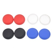Controller Analog Grips Thumbstick Cover For Sony Playstation 4 PS4 Controller with track