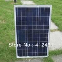 free shipping,50W polycrystalline solar panels, 12V solar systems, 50 watt  photovoltaic panels