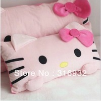 J2 Novelty items Hello Kitty design plush stuffed toy toys Single pillow, size 60*36cm Free shipping