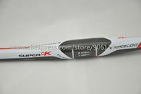 New 2013 full carbon fibre MTB FLAT handlebar 31.8*600/620/640/660/680/700mm Free Shipping