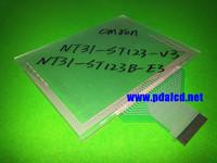 "New 5.7""inch For OMRON NT31C-ST123B-EV3  NT31-ST123-V3 HMI man-machine interface Touch screen digitizer panel free shipping"