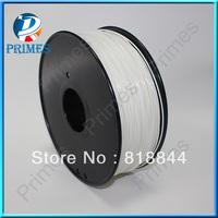 1.75mm PLA 3D Printer filament  White color