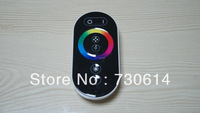 Magic dreamcolor RGB LED Controller,RGB LED strip touch RF controller,24V/12V, color wheel ring remote controller, free shipping