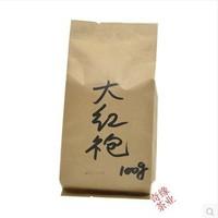 100g Chinese black Oolong Tea, Big Red Robe, Da Hong Pao ,Wu yi yan Tea Original tea Free shipping
