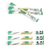 Eco-friendly bamboo chopsticks belt toothpick disposable chopsticks easy chopsticks easy chopsticks 50pairs