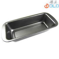 (mini order $8,can mix) Bakeshops mould rectangle loaf pan plate lid - bread mold 100