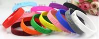 high quality 30pcs/lot  silicone bracelet sports bracelet  Basketball bracelet for women/men hot selling
