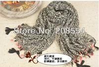 New Fashion Accessories Geometric Scarves Muffler Chiffon spring Autumn big shawl scarf scarfs for women wholesale s14