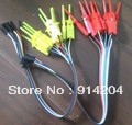 Freeshipping10pcs Quality test of the quality test hook clip. Logic analyzer test folder For USB Saleae 24M 8CH