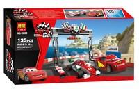 10008 car 8423 assembling building blocks