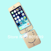Yongjiatong  Factory Direct Sale Mini li-polymer  smiling face Power Bank Charger For iPhone 6 5 5s