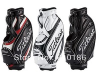 2013 new fashion  Golf  bag, wholesale TIt  BAG , VG3 golf bag,.devider: 5  ,free shipping,promotion  ball package