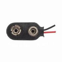 9V Battery Snap, (150mm), 100pcs/lot