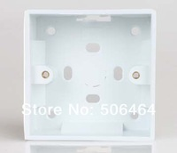 Wall Mounting Box for Wall Switch Installed Inside Wall 86mm Light Switch Box
