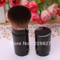 Professional Makeup  wool super-soft Large type retractable blush brush makeup brushes loose powder brush cosmetic brush wool