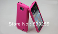 For  i9100 galaxy s2 mobile phone case protective case i9000 silica gel sets