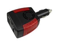 Brand Max 200W Car Power Inverter 12V DC to 220V AC+ USB 5V Port Output Car Charger Car Inverter