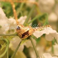 New 2013 Korean Sweet Cute Popular Golden Heart Choker Necklace Women Clavicle Chain