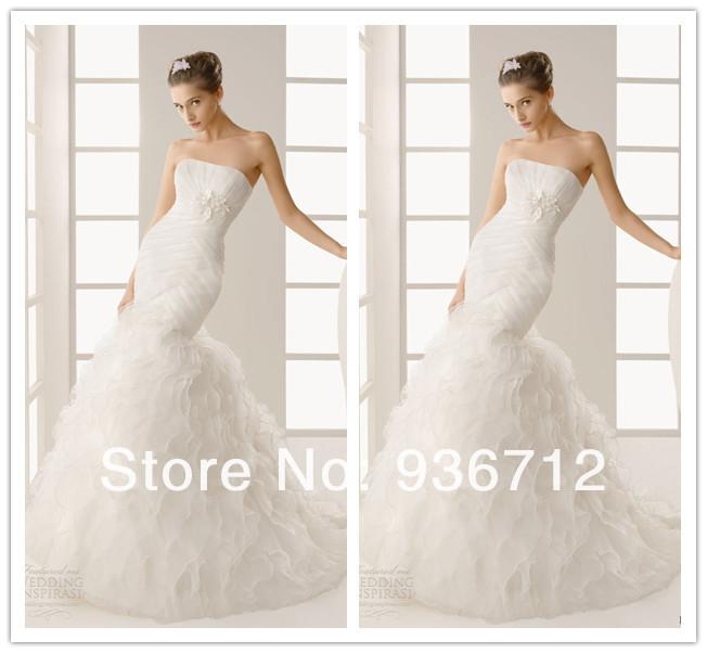 Свадебное платье Wedding dress SF01131