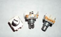 Ec11 car audio potentiometer encoder 30 with switch