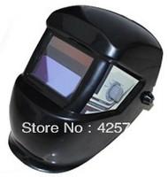 Head welding mask solar auto darkening welding helmet mask argon arc welding helmet without battery