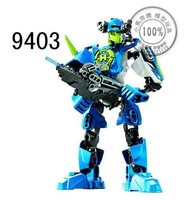 Free Shipping Space War Building Block Toy Hero Factory SURGE  Compatible With Lego Assembles Fight Inserted toys