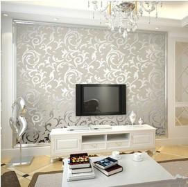 farrow and ball lotus wallpaper bedroom